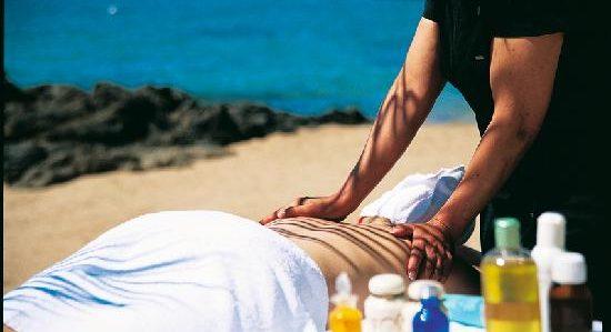 Les Escapades massage bord de mer